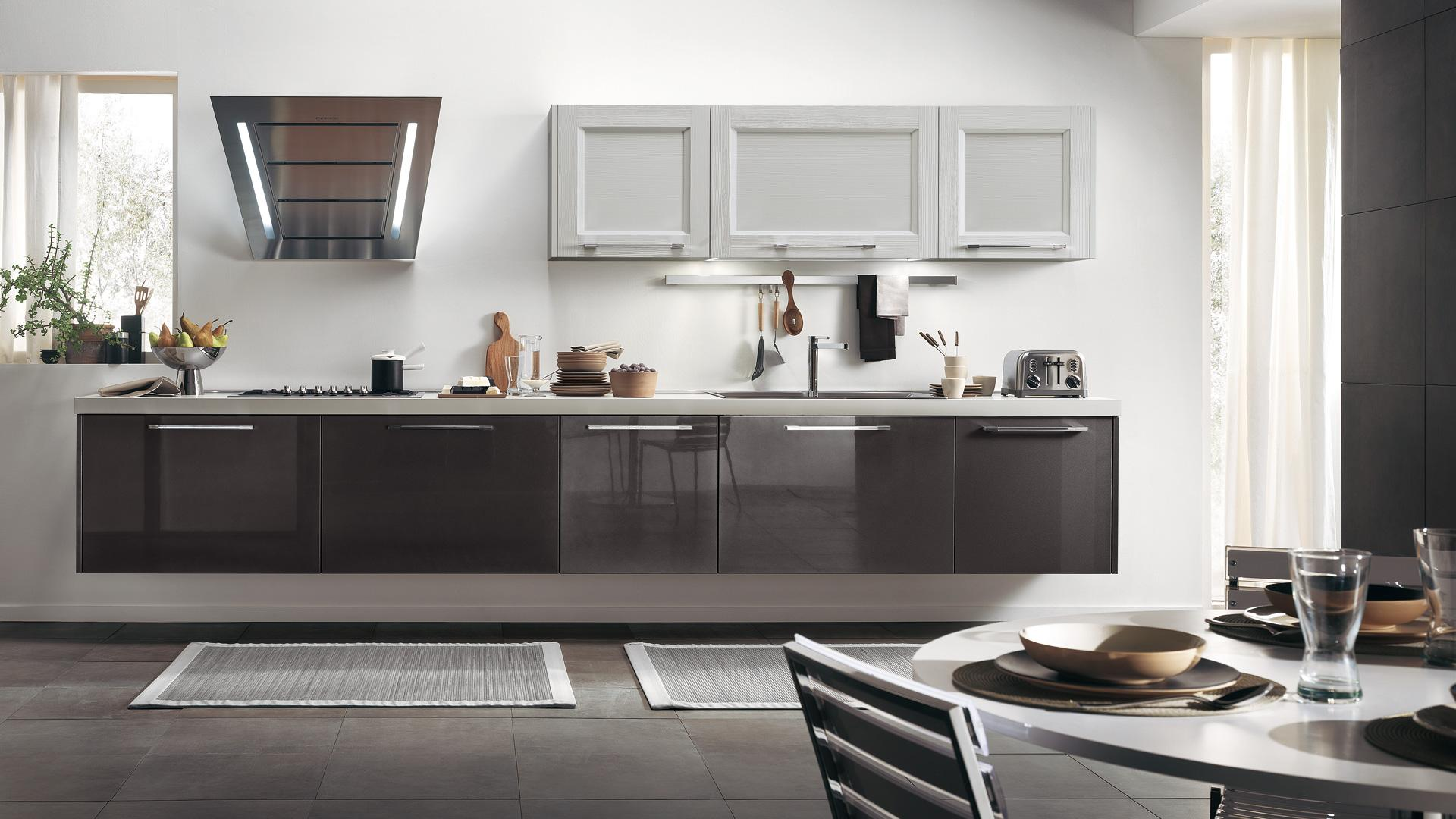 Centro cucine lube creo kitchens verona villafranca for Cucine outlet verona